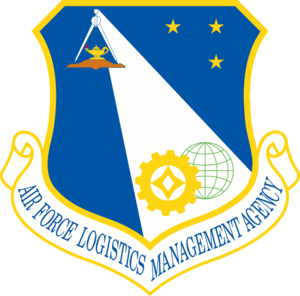 Air Force Logistics Management Agency - Air Force Logistics Management Agency Shield