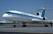 Air Somalia Tupolev Tu-154