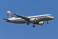 F-WWDV - A320 - Yute Air