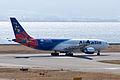 Aircalin ,SB881 ,Airbus A330-202 ,F-OHSD ,Departed to Noumea ,Kansai Airport (16636560686).jpg