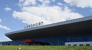Transport in Moldova - Chișinău International Airport