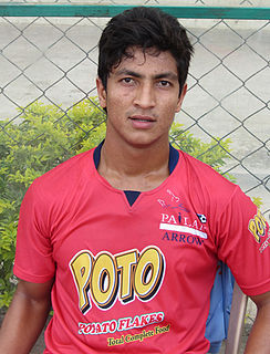 Ajay Singh (footballer) Indian footballer