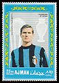 Ajman 1968-08-25 stamp - Giacinto Facchetti.jpg