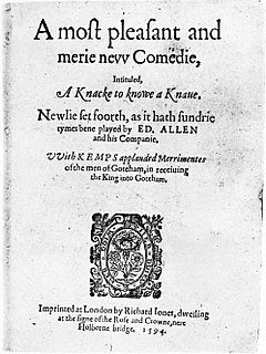 A Knack to Know a Knave