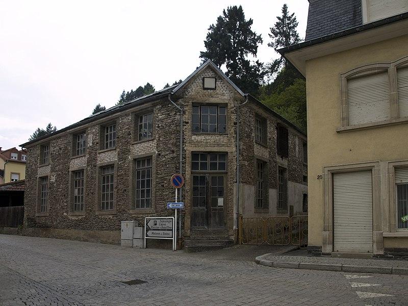 Al Schräinerei, 20 Rue de Sanatorium, Vianden