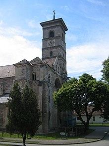 The Roman Catholic Cathedral, Alba Iulia