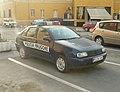 Albanian police car.JPG