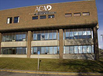 Alberta University of the Arts - Image: Alberta College of Art and Design 3