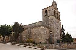 Santa María la Mayor church (13th-16th century)