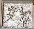Alessandro algardi, storie del vecchio testamento in stucco, 1650 ca., cacciata dal paradiso terrestre.jpg