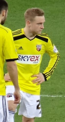 Alex Pritchard, Brentford FC, 20 December 2014.jpg