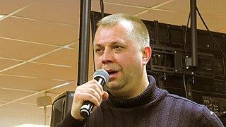 Russian political adviser
