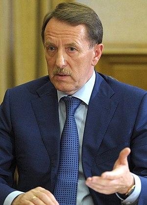 Alexey Gordeyev - Image: Alexey Gordeyev, 2014