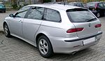 Alfa 156 Sportwagon rear 20080403.jpg