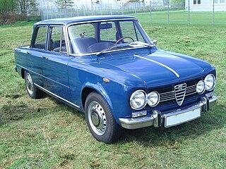 Alfa Romeo Giulia car model