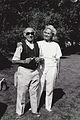 Alfred Eisenstaedt with Rose Styron - 1989.jpg