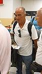 Alfredo Cunha no aeroporto de Bissau, novembro 2017.jpg