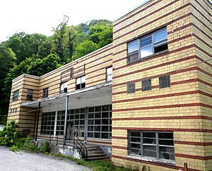 National Register of Historic Places listings in McDowell County, West Virginia - Image: Algoma Co Store