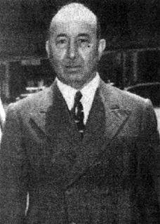 Ali Jawdat al-Aiyubi Prime Minister of Iraq