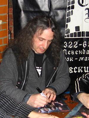 Aria (band) - Alik Granovsky in 2006