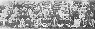 All-India Muslim League - The AIME Conference in 1906, held at the Ahsan Manzil palace of the Dhaka Nawab Family, laid the foundation of the Muslim League.