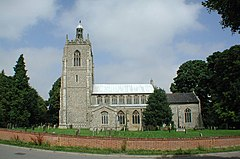 All Saints, Necton, Norfolk - geograph.org.uk - 308273.jpg