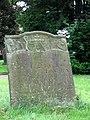 All Saints Church, Kettlestone, Norfolk - C18 headstone - geograph.org.uk - 850534.jpg
