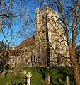 All Saints Church Benhilton, SUTTON, Surrey, Greater London (3).jpg
