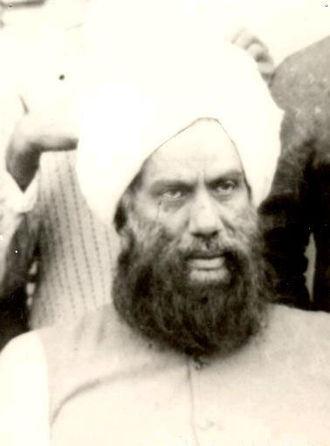 Ahmadiyya Caliphate - Image: Allama Nur ud Din