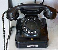 Telefon (eski tip)