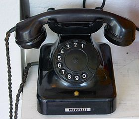 handset from the 1940s