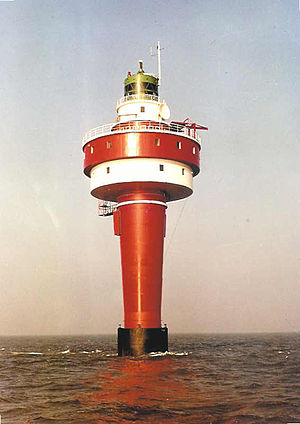 Weser - Alte Weser Lighthouse