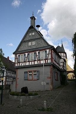 Altes Rathaus Maintal Wachenbuchen