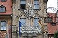 Altes Rathaus von Bamberg, Balkon mit Trauerbeflaggung.jpg