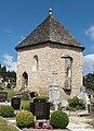 Althofen Friedhofsteig Friedhof gotischer Karner 24062015 5164.jpg