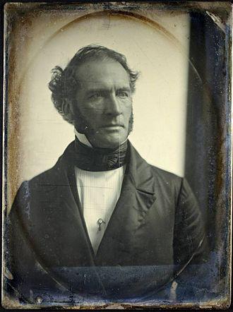 Alvin Adams - Alvin Adams circa 1850