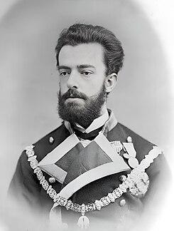 Amadeo I of Spain Duke of Aosta