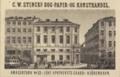 Amagertorv - C. W. Stinck's bog-, papir- og kunsthandel.png