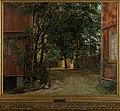 Amaldus Nielsen - Aftenavisen kommer, Majorstuveien 8 - AN.M.00253 - Munch Museum (cropped-1).jpg