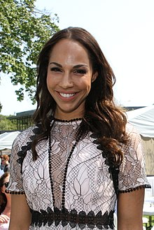 Amanda Brugel at the 2017 CFC Annual BBQ Fundraiser (37026258601) (cropped).jpg