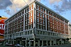 The Ambassador Hotel Is A Neighborhood Renovated Single Room Occupancy Building That Sits On Eastern Edge Of Tenderloin