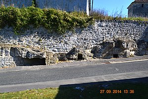 Ambrief - Old Cave Dwellings in Ambrief