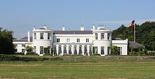 Deerfield Residence the residence in Dublin of the Ambassador of the United States to Ireland
