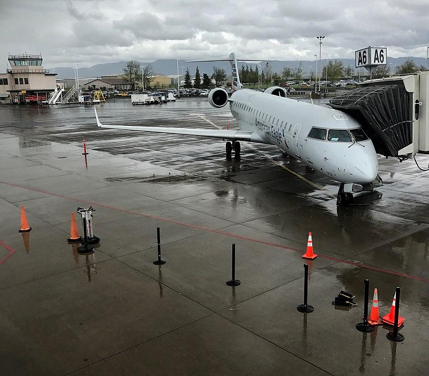 Eugene Airport In Oregon