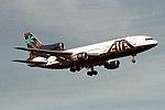 American Trans Air - ATA Lockheed L-1011-385-3 TriStar 500 N161AT (22967308445).jpg