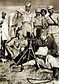 American officers instructing Chinese task forces on the India mission.jpg