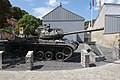American tank used in Battle of the Bulge (31194422753).jpg