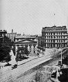 Amerikanischer Photograph um 1876 - Park Row und Center Street (Zeno Fotografie).jpg