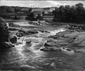 On the Ammonoosuc River