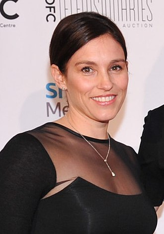 Amy Jo Johnson - Johnson in 2015
